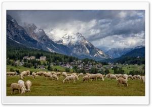 Dolomites Mountains...