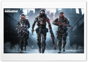 GHOST RECON PHANTOMS - THE...