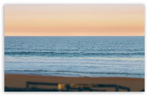 Download Beach View UltraHD Wallpaper