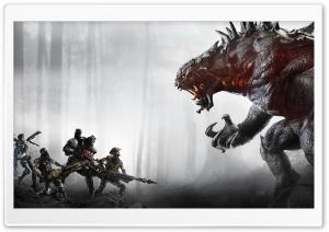 Evolve Video Game 2015