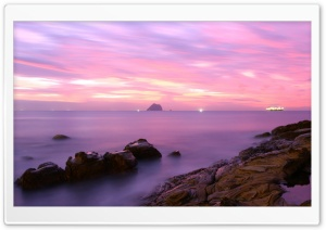 Sunset On The Beach 10