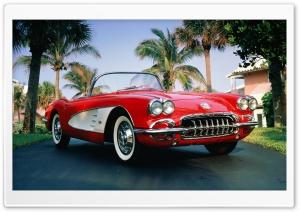 1960 Chevrolet Corvette...