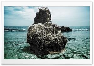 Big Rock Denia Beach Spain