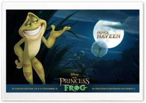 Princess And The Frog Movie...
