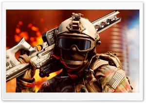Battlefield 4 Recon Sniper