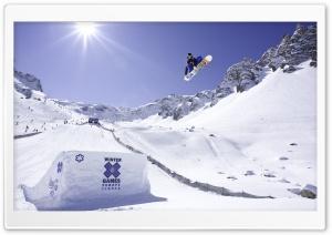 X Games Snowboarding