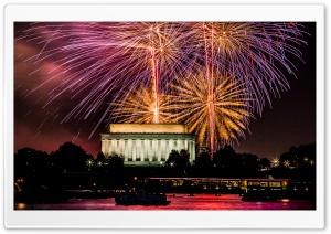 4th July - Washington DC