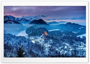 Germany Southern Bavaria Castle