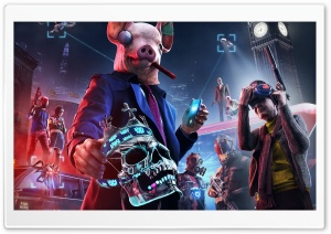 Watch Dogs Legion Video Game...