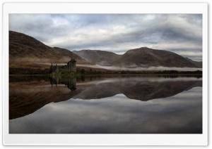 Kilchurn Castle, Loch Awe,...