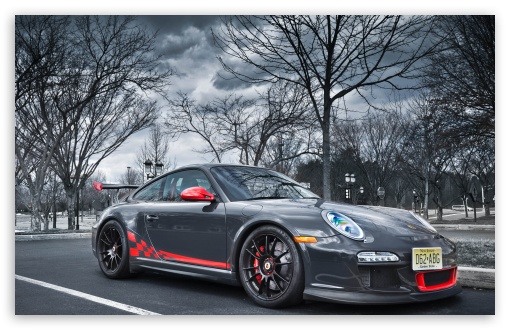 Download Porsche 911 Sport Tuning UltraHD Wallpaper
