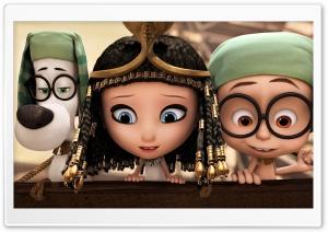 Mr. Peabody, Sherman and...