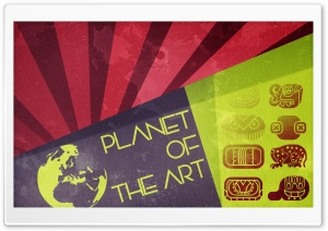 Planet Of The Art