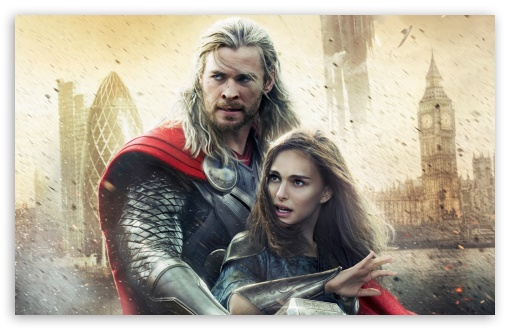 Download Thor The Dark World Movie 2013 UltraHD Wallpaper