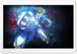 Street Fighter X Tekken Abel...