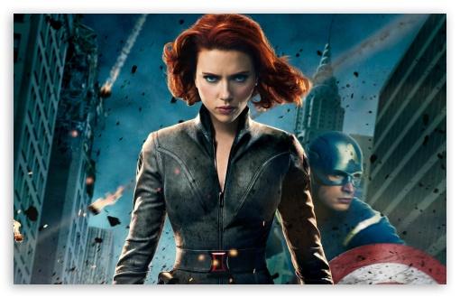 Download Black Widow Scarlett Johansson UltraHD Wallpaper