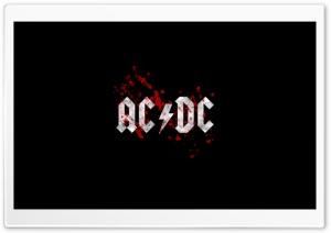 AC/DC Blood Logo