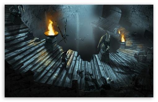 Download Dungeon Siege 3 UltraHD Wallpaper