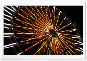 Farris Wheel at a Fair