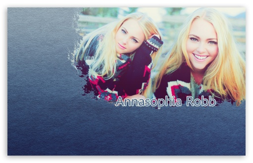 Download Annasophia Robb UltraHD Wallpaper