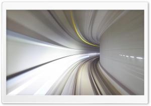 Subway Tunnel High Speed...
