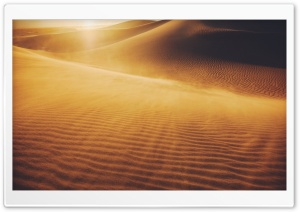 Mesquite Flat Sand Dunes,...
