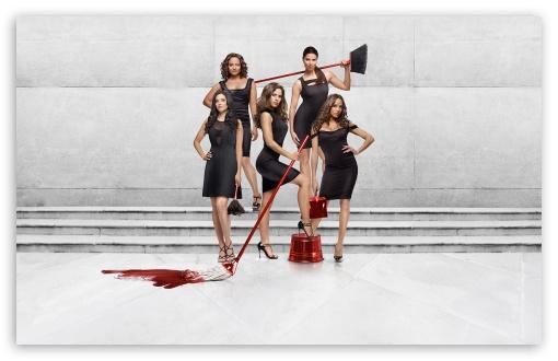 Download Devious Maids TV Series cast UltraHD Wallpaper