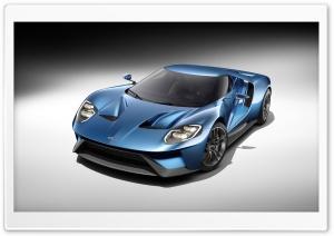 Forza Motorsport 6 Ford GT car
