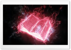 Book Wallpaper - Pink