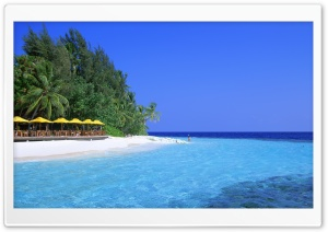 Tropical Resort Island
