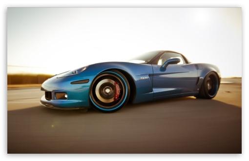 Download Corvette UltraHD Wallpaper
