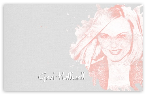 Download Geri Halliwell UltraHD Wallpaper