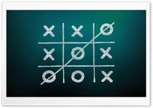 Tic-Tac-Toe Game Background