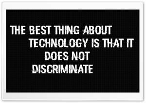 Best Thing About Technology