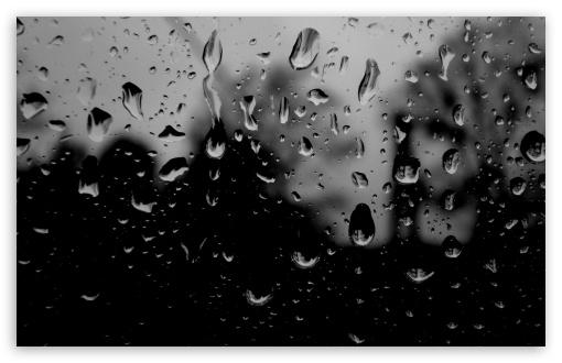 Download Dark Rainy Day UltraHD Wallpaper