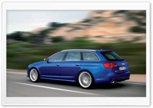 Audi RS6 Avant Car 6