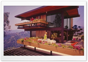 1968 American Architecture House
