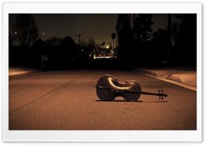 Cello On The Street