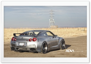 ADV.1 Nissan GTR