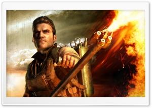 Far Cry 2 Flamethrower