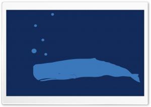 Whale Underwater Cartoon