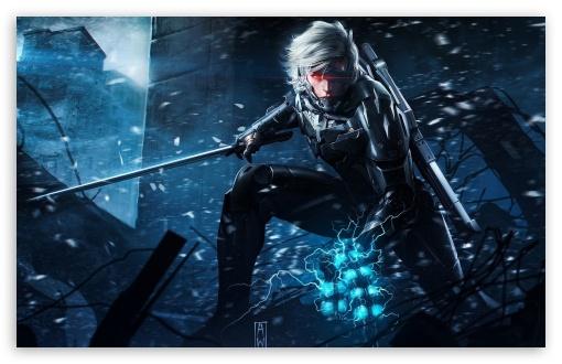 Download Metal Gear Rising Revengence UltraHD Wallpaper