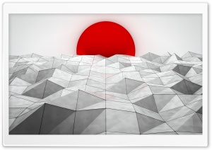 Sunset Futuristic