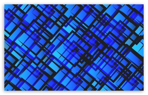 Download Blue Vector UltraHD Wallpaper