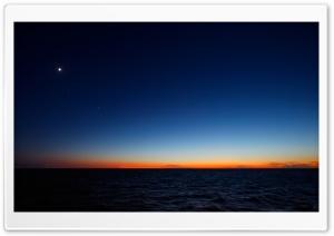 Nightfall Skyline