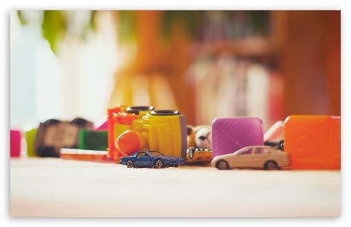 Download Toys UltraHD Wallpaper