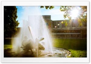 Fountain, Utrecht