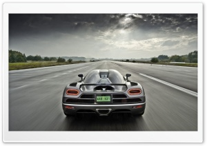 Koenigsegg Agera 2011 HDR