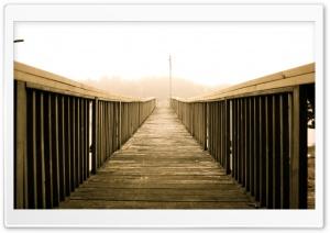 Dock on Deer Isle, ME.