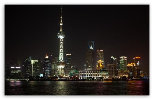 Download Shanghai China UltraHD Wallpaper